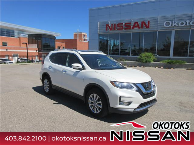 2019 Nissan Rogue SV (Stk: 10612) in Okotoks - Image 1 of 23