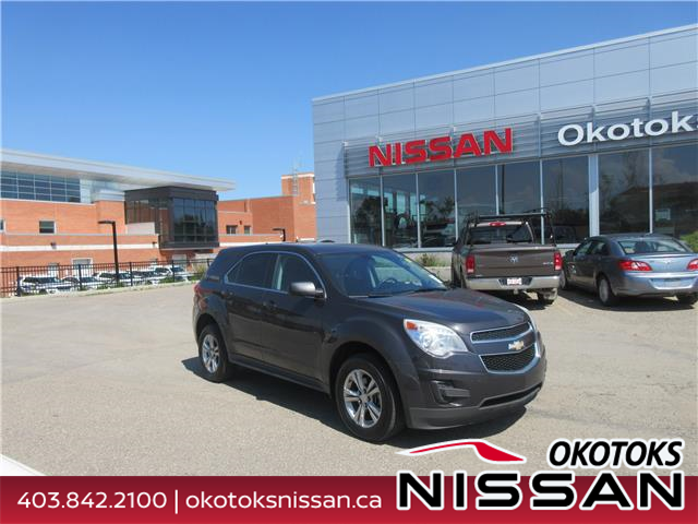 2013 Chevrolet Equinox LS (Stk: 10613) in Okotoks - Image 1 of 12