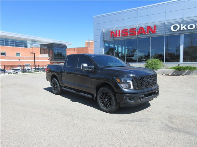 2018 Nissan Titan SL Midnight Edition (Stk: 10641) in Okotoks - Image 1 of 13