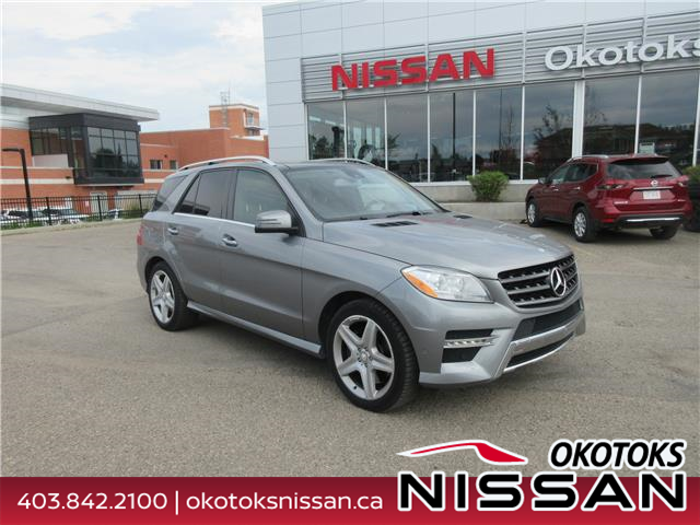 2013 Mercedes-Benz M-Class Base (Stk: 10658) in Okotoks - Image 1 of 20