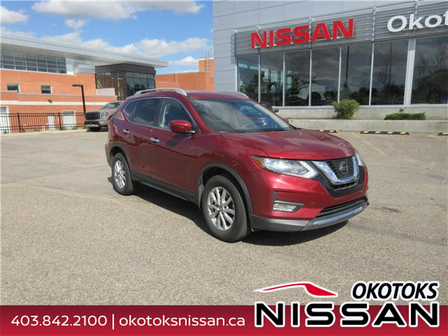 2019 Nissan Rogue SV (Stk: 10697) in Okotoks - Image 1 of 13