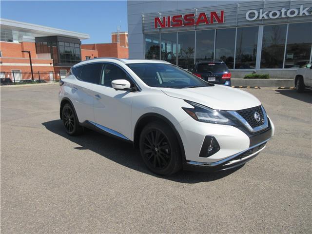 2020 Nissan Murano Platinum (Stk: 10759) in Okotoks - Image 1 of 29