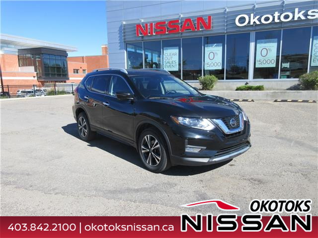 2019 Nissan Rogue SV (Stk: 10715) in Okotoks - Image 1 of 26
