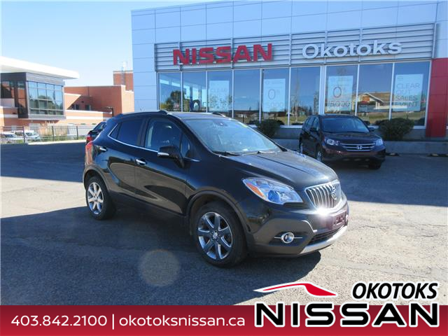 2014 Buick Encore Leather (Stk: 6649) in Okotoks - Image 1 of 24