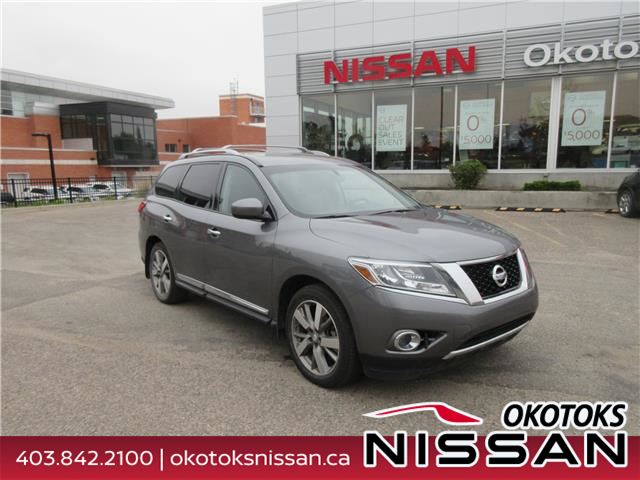 2015 Nissan Pathfinder Platinum (Stk: 9195) in Okotoks - Image 1 of 36