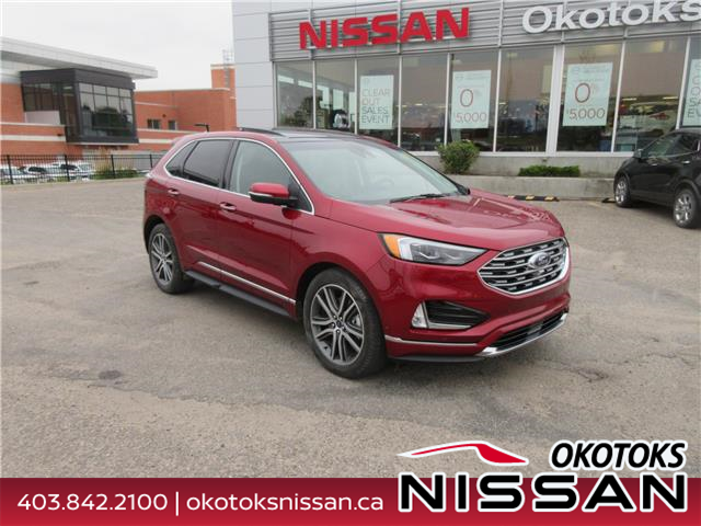 2019 Ford Edge Titanium (Stk: 10773) in Okotoks - Image 1 of 30