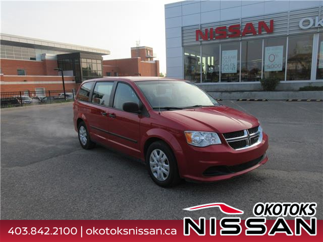 2015 Dodge Grand Caravan SE/SXT (Stk: 10595) in Okotoks - Image 1 of 23