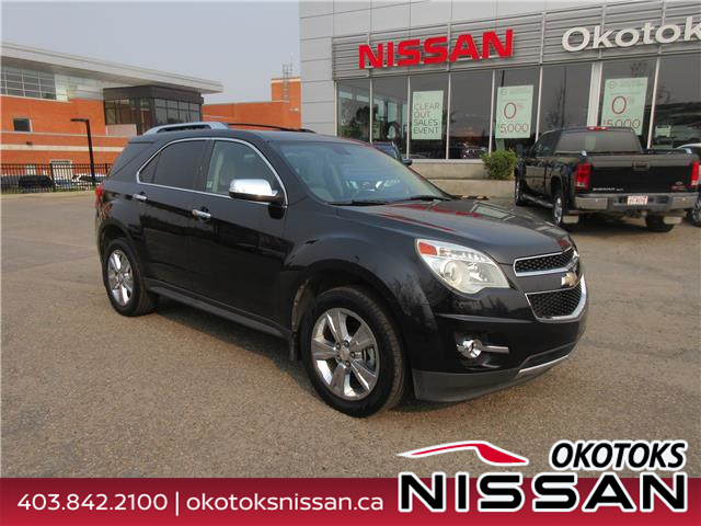 2011 Chevrolet Equinox LTZ (Stk: 10678) in Okotoks - Image 1 of 22