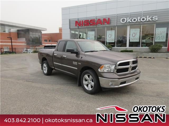 2018 RAM 1500 SLT (Stk: 10624) in Okotoks - Image 1 of 24
