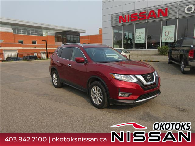 2020 Nissan Rogue SV (Stk: 10784) in Okotoks - Image 1 of 23