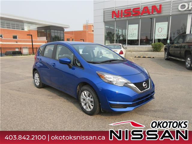 2017 Nissan Versa Note 1.6 SV (Stk: 5384) in Okotoks - Image 1 of 20