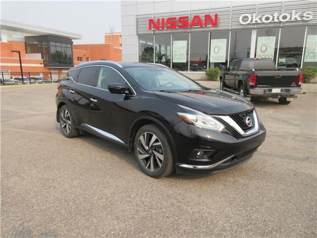 2016 Nissan Murano Platinum (Stk: 10788) in Okotoks - Image 1 of 18