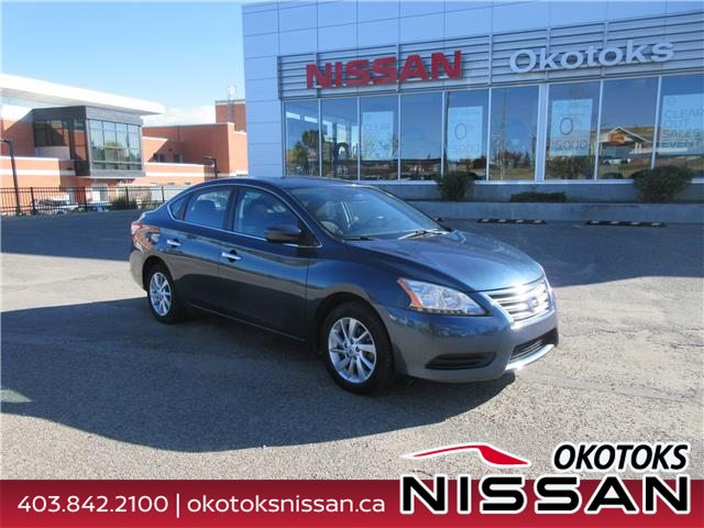2014 Nissan Sentra 1.8 SV (Stk: 5282) in Okotoks - Image 1 of 24