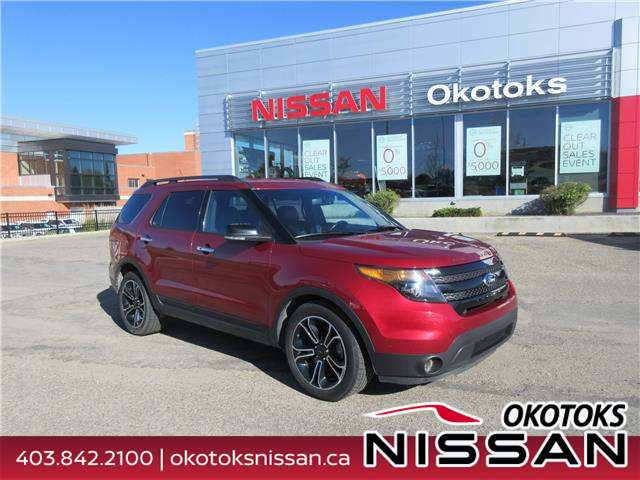 2013 Ford Explorer Sport (Stk: 10822) in Okotoks - Image 1 of 31