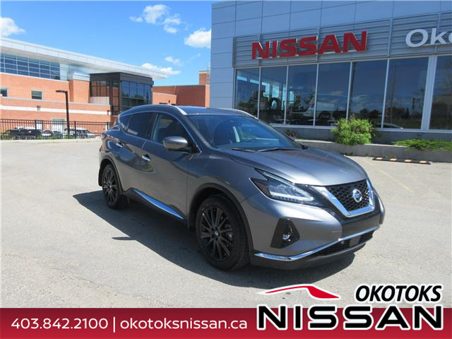 2020 Nissan Murano Limited Edition (Stk: 10855) in Okotoks - Image 1 of 27