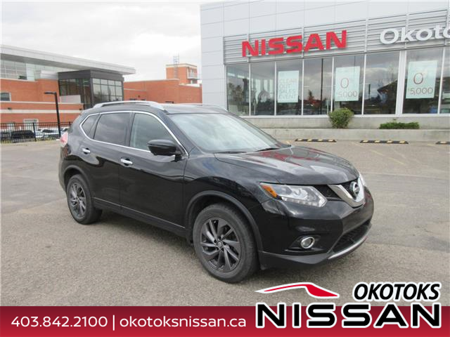 2016 Nissan Rogue SL Premium (Stk: 5996) in Okotoks - Image 1 of 9