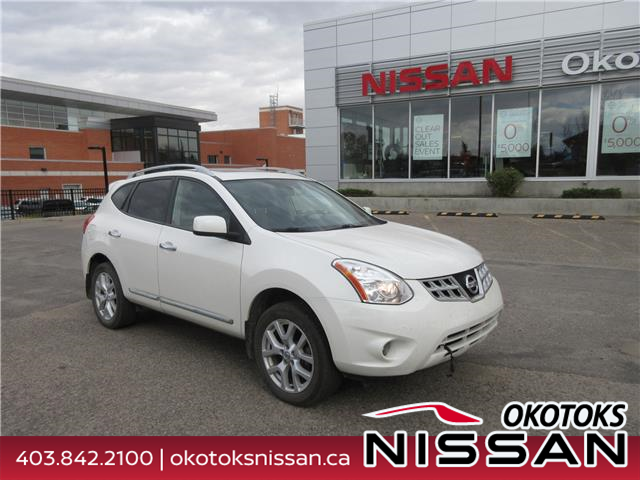 2012 Nissan Rogue SV (Stk: 9920) in Okotoks - Image 1 of 8