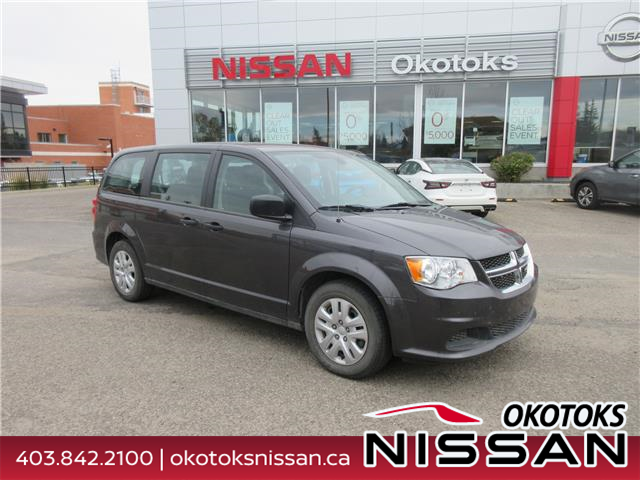 2019 Dodge Grand Caravan CVP/SXT (Stk: 10833) in Okotoks - Image 1 of 12