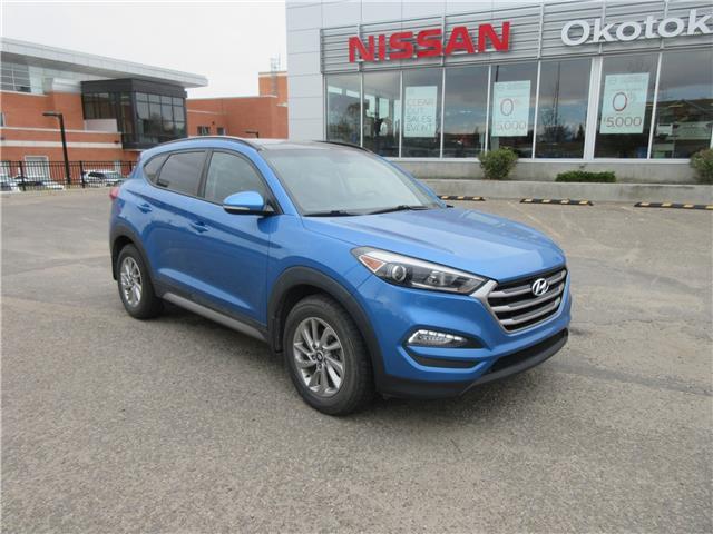 2017 Hyundai Tucson SE (Stk: 10832) in Okotoks - Image 1 of 8