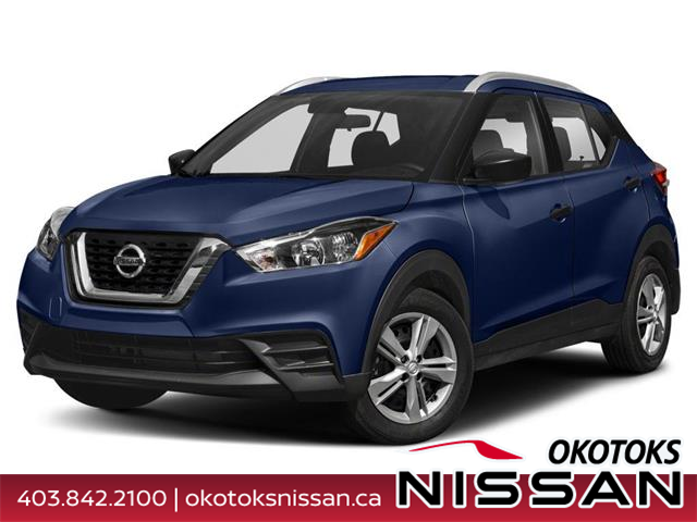 2020 Nissan Kicks S (Stk: 10893) in Okotoks - Image 1 of 9