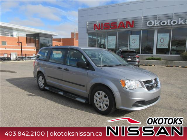 2017 Dodge Grand Caravan CVP/SXT (Stk: 10857) in Okotoks - Image 1 of 19