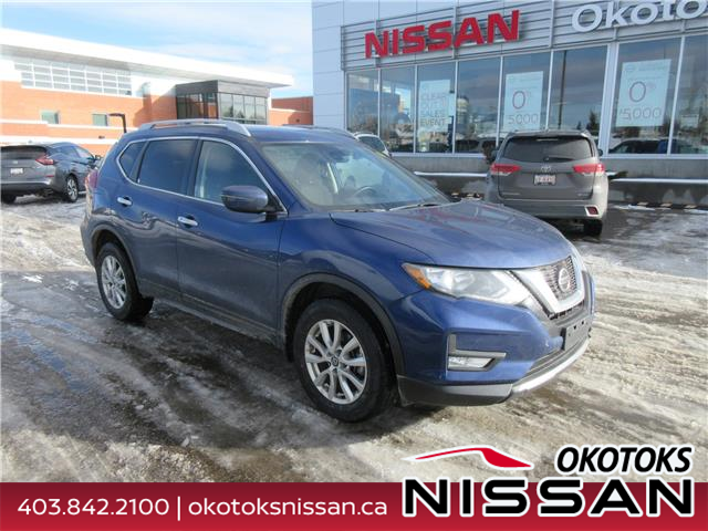 2019 Nissan Rogue SV (Stk: 10876) in Okotoks - Image 1 of 17