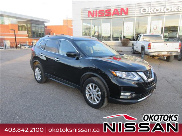 2019 Nissan Rogue SV (Stk: 10881) in Okotoks - Image 1 of 25