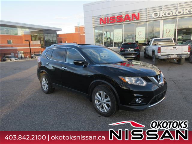 2014 Nissan Rogue SV (Stk: 3370) in Okotoks - Image 1 of 25