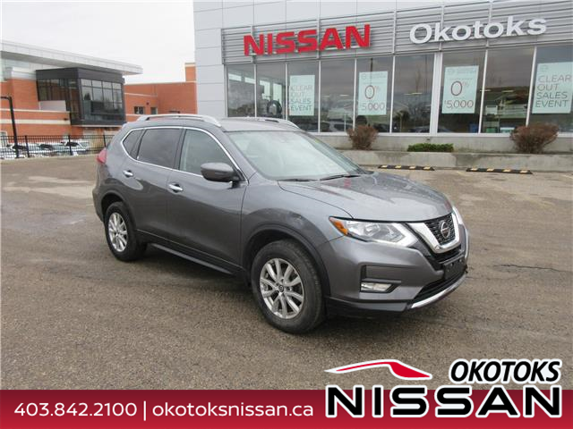 2019 Nissan Rogue SV (Stk: 10879) in Okotoks - Image 1 of 24