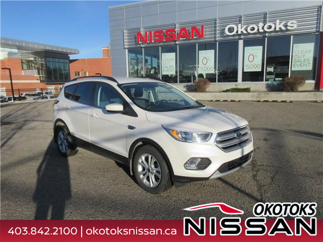 2018 Ford Escape SE (Stk: 10907) in Okotoks - Image 1 of 22