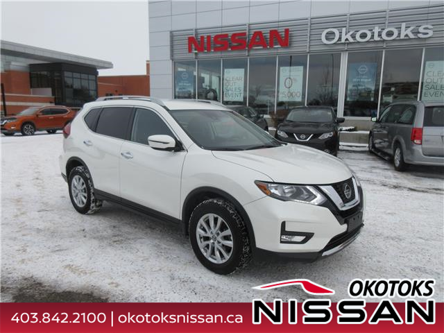 2019 Nissan Rogue SV (Stk: 10886) in Okotoks - Image 1 of 25