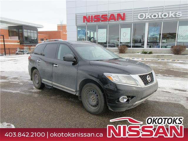 2014 Nissan Pathfinder SL (Stk: 2593) in Okotoks - Image 1 of 2