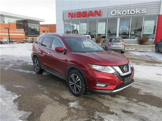 2020 Nissan Rogue SV (Stk: 10841) in Okotoks - Image 1 of 28
