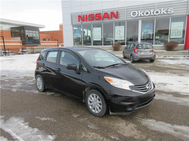 2014 Nissan Versa Note 1.6 SV (Stk: 5386) in Okotoks - Image 1 of 18