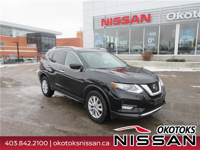 2019 Nissan Rogue SV (Stk: 10877) in Okotoks - Image 1 of 23