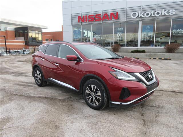 2020 Nissan Murano SV (Stk: 10925) in Okotoks - Image 1 of 25