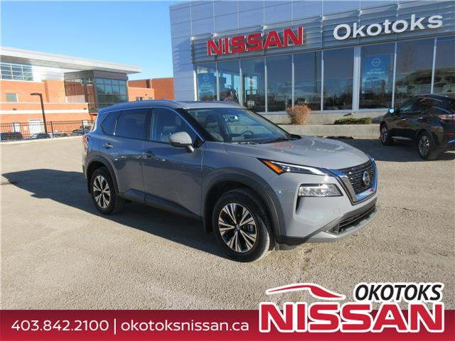 2021 Nissan Rogue SV (Stk: 11009) in Okotoks - Image 1 of 25