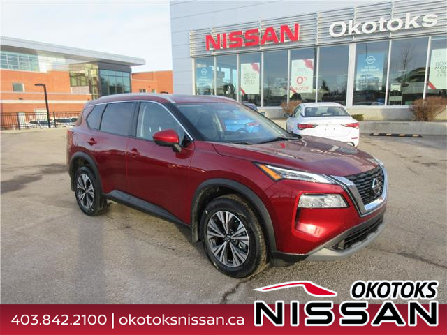 2021 Nissan Rogue SV (Stk: 11010) in Okotoks - Image 1 of 29