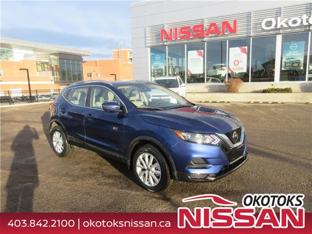 2020 Nissan Qashqai SV (Stk: 10993) in Okotoks - Image 1 of 26