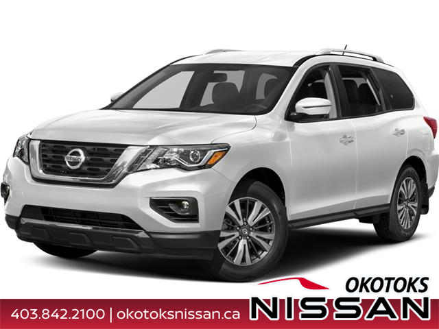 2020 Nissan Pathfinder SV Tech (Stk: 11103) in Okotoks - Image 1 of 5