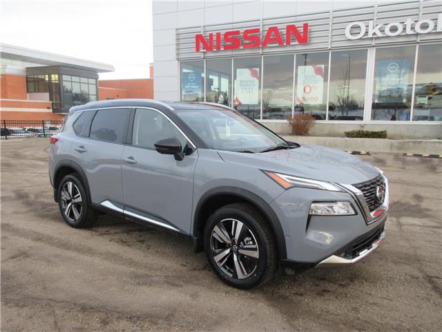 2021 Nissan Rogue Platinum (Stk: 11111) in Okotoks - Image 1 of 29