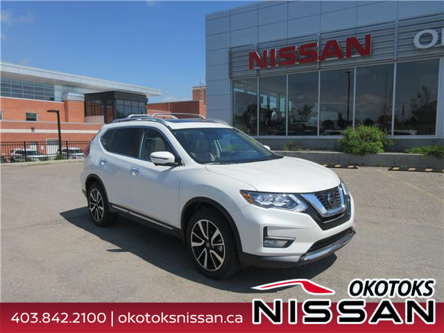 2020 Nissan Rogue SL (Stk: 11095) in Okotoks - Image 1 of 27