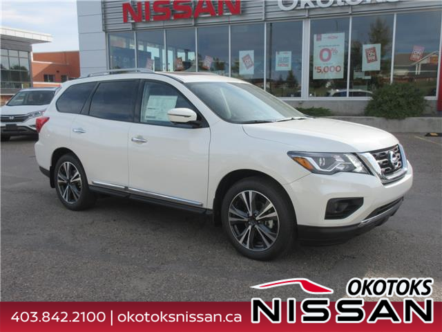 2020 Nissan Pathfinder Platinum (Stk: 11131) in Okotoks - Image 1 of 22