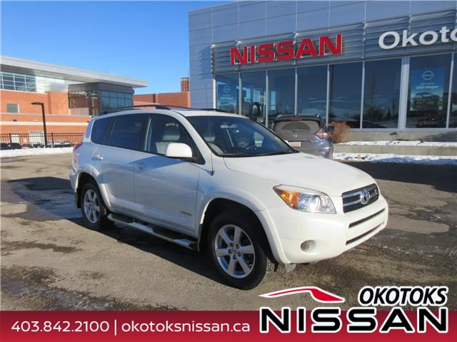 2008 Toyota RAV4 Limited V6 (Stk: 11047) in Okotoks - Image 1 of 25