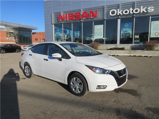 2021 Nissan Versa S (Stk: 11078) in Okotoks - Image 1 of 23