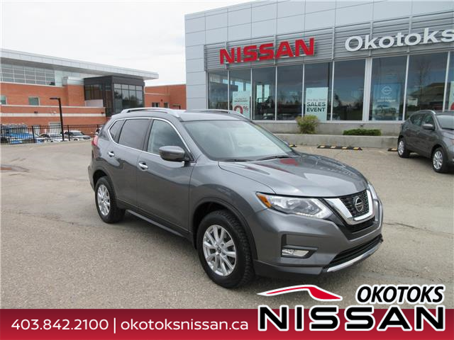 2018 Nissan Rogue SV (Stk: 11564) in Okotoks - Image 1 of 28