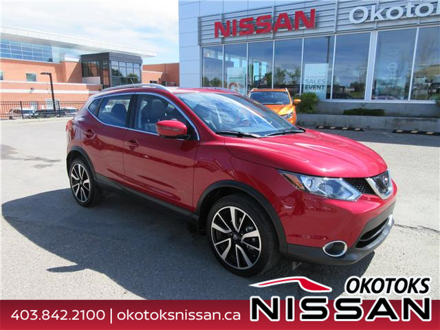 2018 Nissan Qashqai SL (Stk: 249) in Okotoks - Image 1 of 30