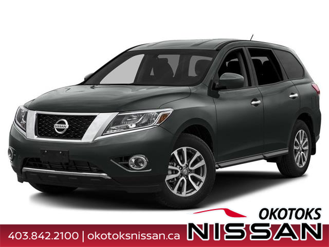 2015 Nissan Pathfinder  (Stk: 11548) in Okotoks - Image 1 of 10
