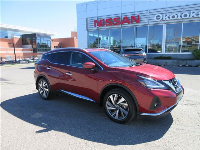 2019 Nissan Murano SL (Stk: 9362) in Okotoks - Image 1 of 32