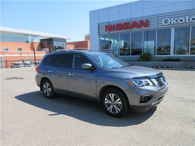 2020 Nissan Pathfinder SL Premium (Stk: 11091) in Okotoks - Image 1 of 36